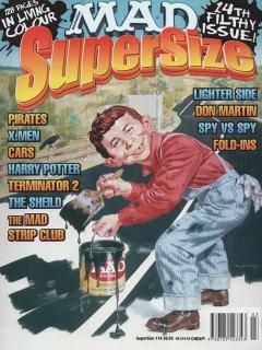 Go to MAD SuperSize #14 • Australia