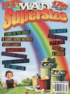 Go to MAD SuperSize #17 • Australia