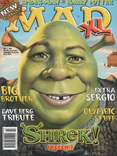 Go to MAD Super Special #136
