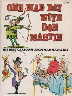 Go to One MAD Day with Don Martin • Australia
