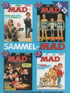 Go to Sammel MAD #23 • Germany • 1st Edition - Williams