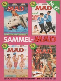 Go to Sammel MAD #27 • Germany • 1st Edition - Williams