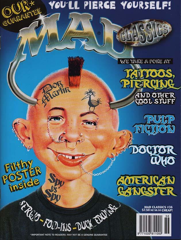 MAD Classics #36 • Australia