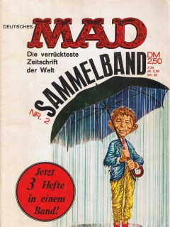 Sammelband BSV #2 • Germany • 1st Edition - Williams