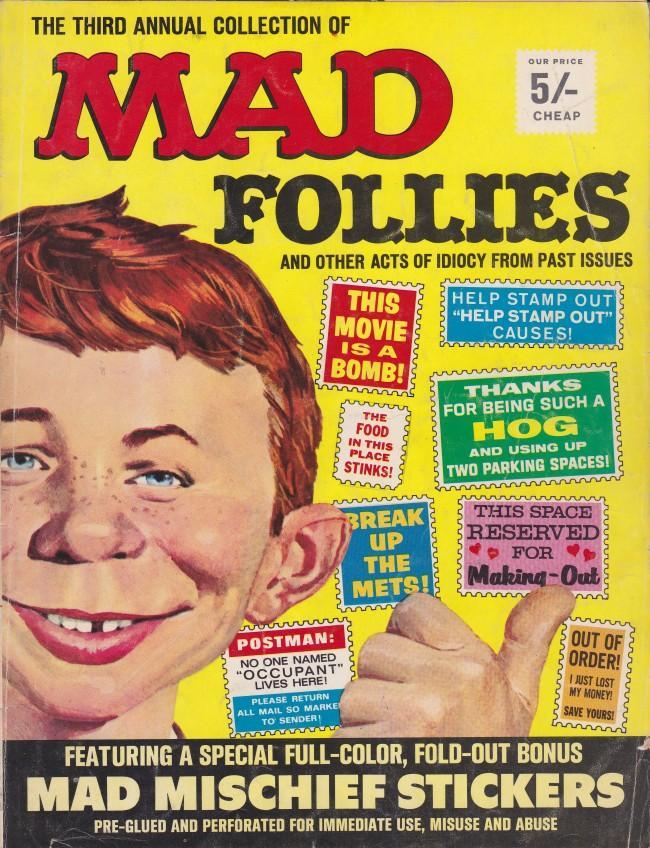 MAD Follies #3 • Great Britain