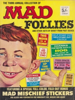 MAD Follies #3 • Great Britain