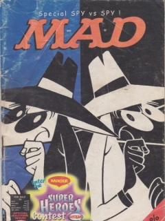 Go to Maggi Promo Booklet: MAD Spy vs. Spy Special • India