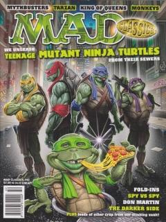 Go to MAD Classics #42 • Australia