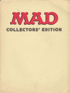 Go to MAD Collectors' Edition 1982 #1 • Great Britain