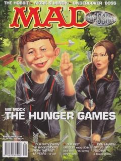 Go to MAD Classics #44 • Australia