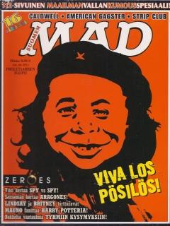 Go to MAD Uuden Ajan Spesiaali #6 • Finland • 2nd Edition - Semic
