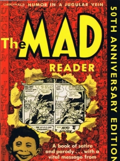 Go to The Mad Reader #1 • USA • 1st Edition - New York