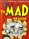 Image of The Mad Reader #1