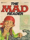 Image of The Mad Reader - Norman Mingo Cover