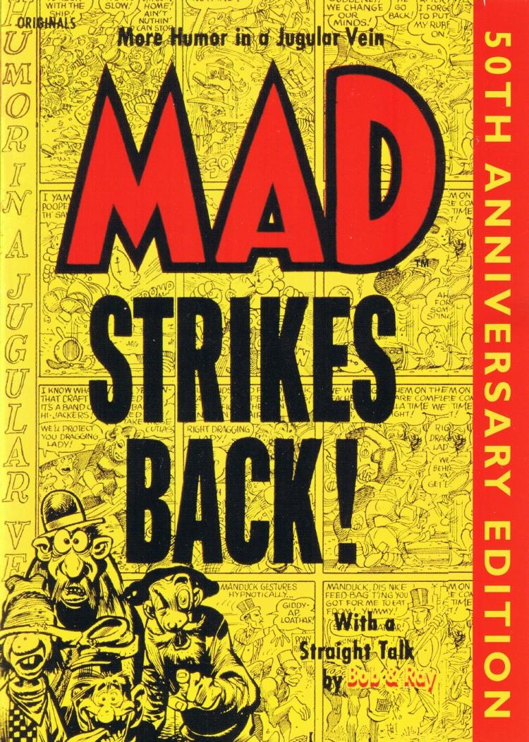 Mad Strikes Back #2 • USA • 1st Edition - New York