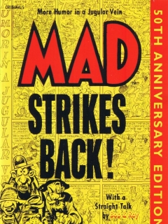 Go to Mad Strikes Back #2 • USA • 1st Edition - New York