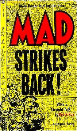 Mad Strikes Back #2 • USA • 1st Edition - New York