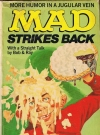 Image of Mad Strikes Back - Norman Mingo Cover