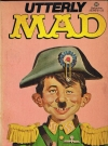 Image of Utterly Mad - Norman Mingo Cover