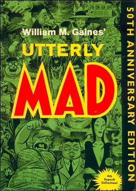 Utterly Mad #4 • USA • 1st Edition - New York