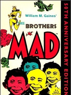 Go to The Brothers Mad #5 • USA • 1st Edition - New York