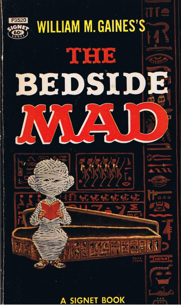 The Bedside Mad (Signet) #6 • USA • 1st Edition - New York