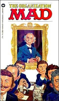 The Organization Mad (Warner) #8 • USA • 1st Edition - New York