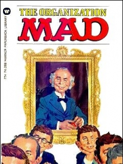 The Organization Mad #8 • USA • 1st Edition - New York