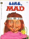 Image of Like, Mad (Warner) #9 • USA • 1st Edition - New York