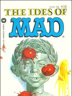 Go to The Ides of Mad #10