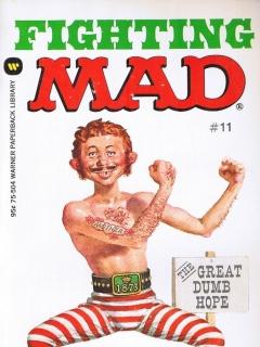 Fighting Mad #11 • USA • 1st Edition - New York