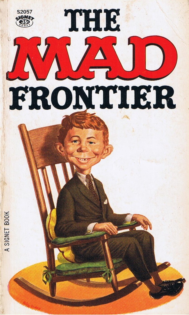 The Mad Frontier #12 • USA • 1st Edition - New York