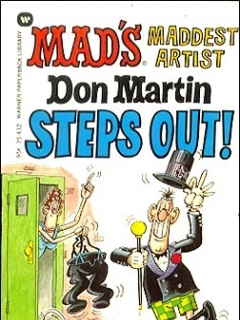 Go to Don Martin Steps Out
