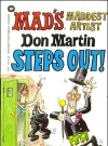 Image of Don Martin Steps Out • USA • 1st Edition - New York