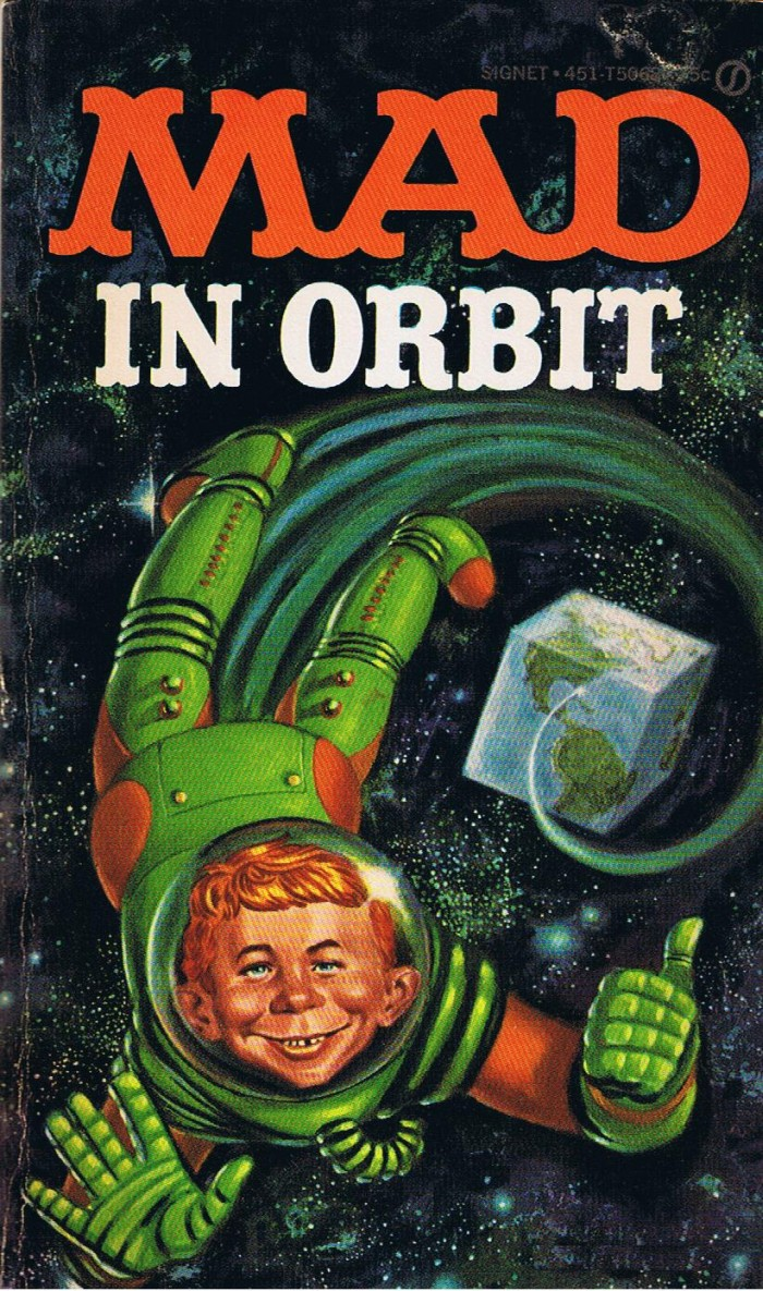 Mad in Orbit (Signet) #13 • USA • 1st Edition - New York