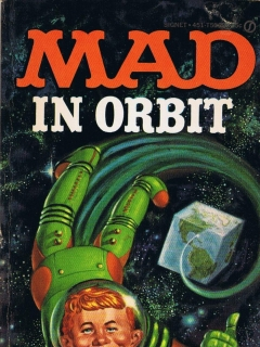 Go to Mad in Orbit #13 • USA • 1st Edition - New York