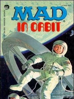 Mad in Orbit #13 • USA • 1st Edition - New York