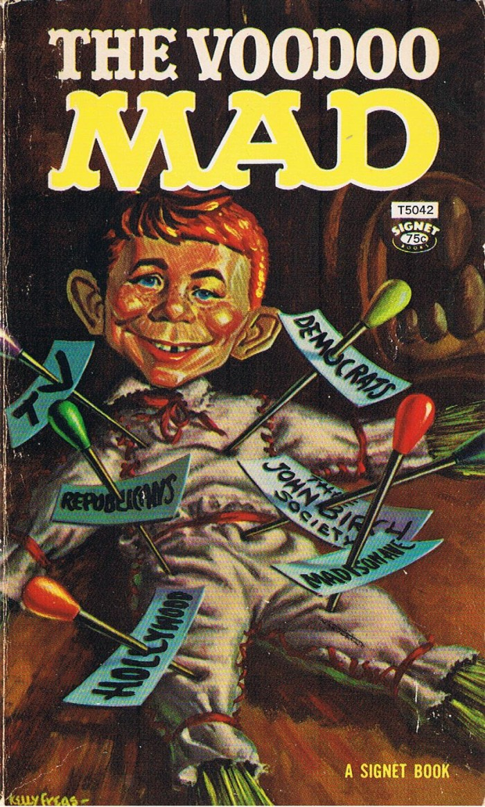The Voodoo Mad (Signet) #14 • USA • 1st Edition - New York