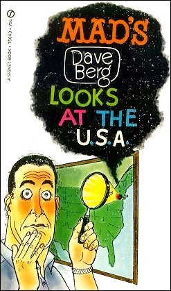 Dave Berg looks at the U.S.A • USA • 1st Edition - New York