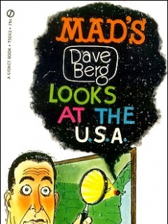 Go to Dave Berg looks at the U.S.A • USA • 1st Edition - New York