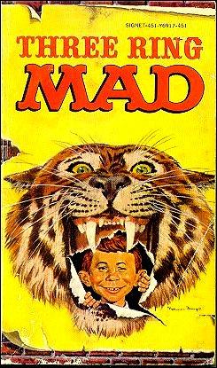 Three Ring Mad (Signet) #16 • USA • 1st Edition - New York