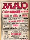 Image of Three Ring Mad (Signet) - Back Cover