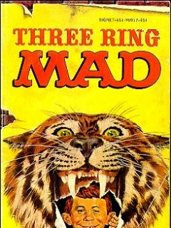 Go to Three Ring Mad #16 • USA • 1st Edition - New York