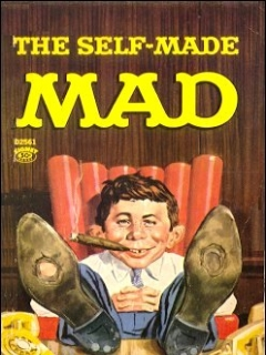 The Self Made Mad #17 • USA • 1st Edition - New York