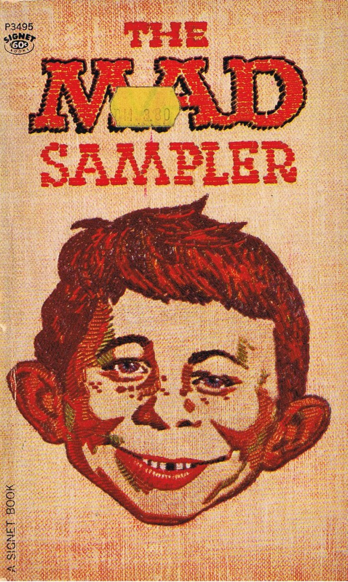 The Mad Sampler (Signet) #18 • USA • 1st Edition - New York
