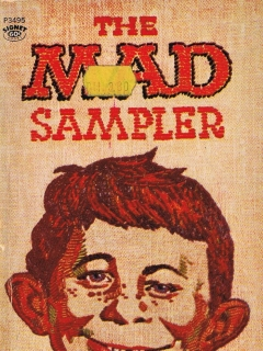 Go to The Mad Sampler #18 • USA • 1st Edition - New York