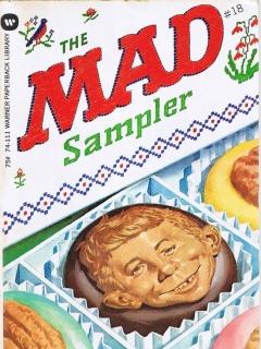 The Mad Sampler #18 • USA • 1st Edition - New York