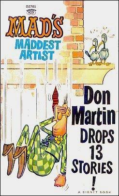 Don Martin Drops Thirteen Stories • USA • 1st Edition - New York