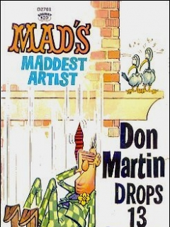 Go to Don Martin Drops Thirteen Stories • USA • 1st Edition - New York