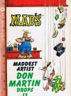 Don Martin Drops Thirteen Stories (USA) (Version: Yellow MAD lettering)